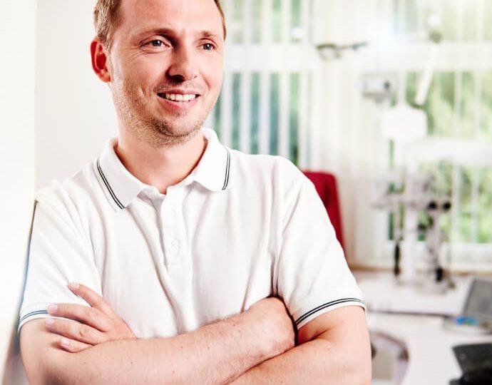 Daniel Bauermeister - Facharzt für Augenheilkunde