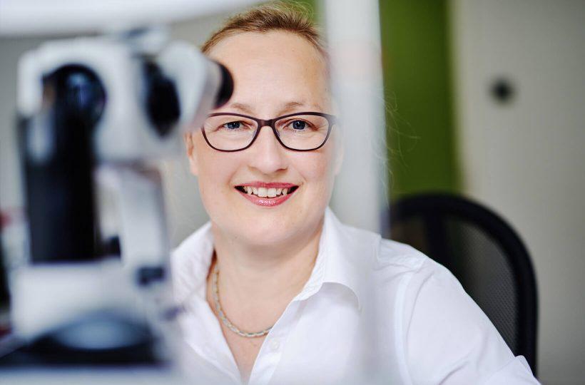 Priv. Doz. Dr. med. Annette Hager - Augenarztpraxis Berlin Wilmersdorf