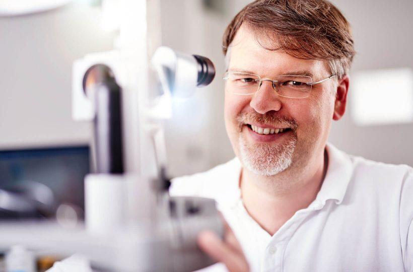 Jan Jerrentrup - Augenarzt aus Berlin