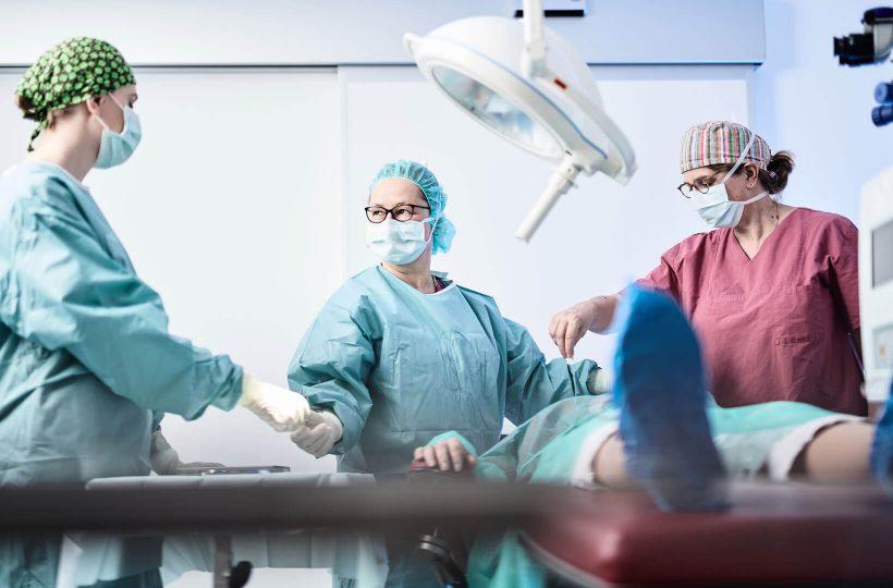 Augenarzt Berlin - Operationszentrum mit modernster Ausstattung 02