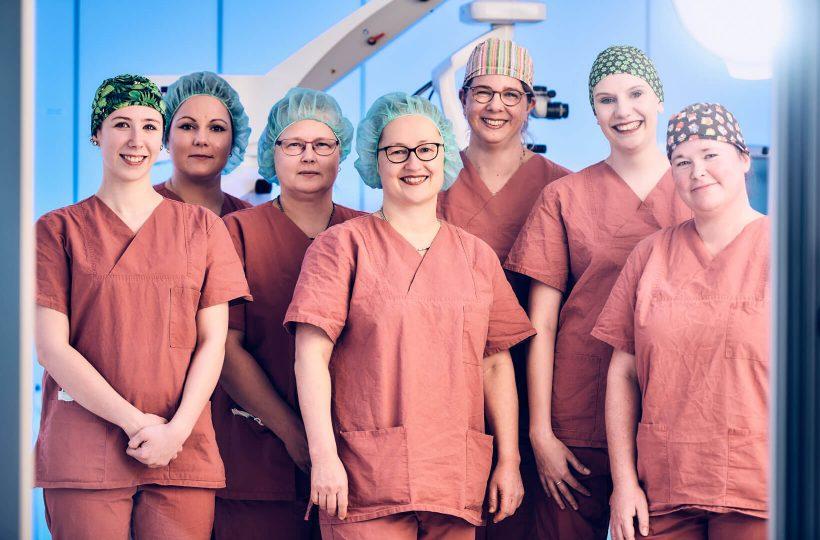 Augenarzt Berlin - Operationszentrum mit modernster Ausstattung 04